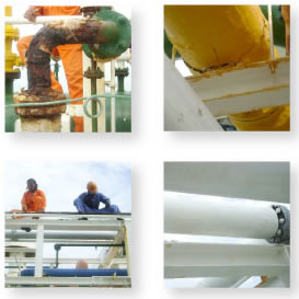 Insulation Works Specialty - Richshore Marine Supplies Pte Ltd