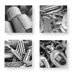 Ropes & Deck Fittings - Richshore Marine Supplies Pte Ltd